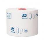 Туалетная бумага Tork Universal T6, 127540, в рулоне, 135м, 1 слой, белая