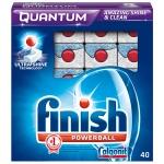 Таблетки для ПММ Finish Quantum 40шт