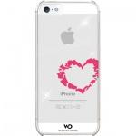 ����� ��� Apple iPhone 5/5S White Diamonds Lipstick Heart ������, �����������