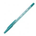 Ручка шариковая Pilot BP-S-F зеленая, 0.7мм