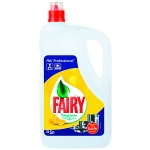 Средство для мытья посуды Fairy Expert 5л, лимон, гель