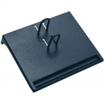 Подставка для календаря Стамм черная, 175х205х37мм, ПК21