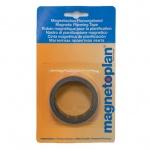 Лента магнитная для магнитной доски Magnetoplan 1мх10мм, желтая