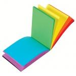 Блокнот Viquel А7, 60 листов, нелинованный, на сшивке, с цветными страницами