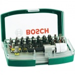Набор бит Bosch 32 шт/уп