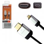 ������ HDMI-HDMI Defender Micro (m-m) 1.8 �, 87461