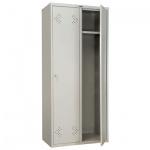 Шкаф для одежды металлический Практик LS-21-80 для одежды, 1830х813х500мм