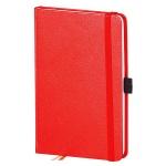 Записная книжка Infolio Euro business красная, А6, 96 листов, 9х14см