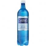 Вода минеральная Selters, 1л, ПЭТ, слабогазированная 1л