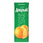 Сок Добрый апельсин, 1.5л