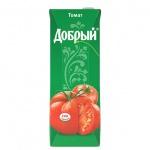 Сок Добрый томат, 1.5л