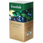 ��� Greenfield Blueberry Nights (�������� �����), ������, 25 ���������