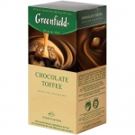 ��� Greenfield Chocolate Toffee (������� �����), ������, 25 ���������