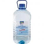 Вода питьевая Aro без газа, 5л, ПЭТ