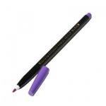Маркер по ткани Marvy 423 фиолетовый, 1мм, пулевидный наконечник, водорастворимый, для нанесения разметки