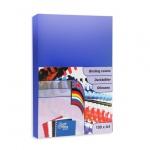 Обложки для переплета картонные Profioffice, А4, 250 г/кв.м, 100шт, синие