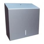 Диспенсер для полотенец Merida Stella Maxi ASM101, матовый металлик