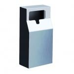 Диспенсер для освежителя воздуха Merida Stella GSP003, матовый металлик