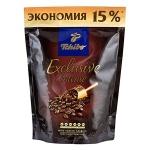 Кофе растворимый Tchibo Exclusive Intense 150г, пакет