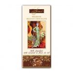 Шоколад Ameri темный, 100г, карамель, соль