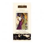 Шоколад Ameri темный имбирь с ежевикой, 100г