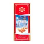 Шоколад Mozart Reber Winterzeit молочный, с ореховой начинкой, 100г