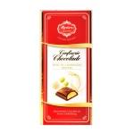 Шоколад Mozart Reber молочный, со вкусом трюфелей и шампанского, 100г
