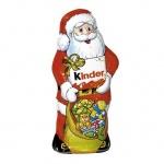 Шоколадная фигура Kinder Дед Мороз, 110г