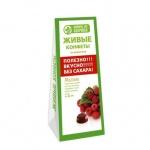 Мармелад Лакомства Для Здоровья Живые конфеты малина, 170г