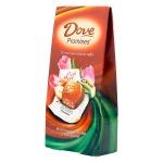 Конфеты Dove. Promises молочный c фундуком, 96г, c фундуком
