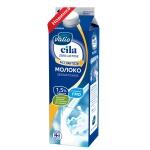Молоко безлактозное Valio Eila 1.5%, 1л, ультрапастеризованное
