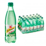 Напиток газированный Schweppes Mojito, 0,5л x 24шт ПЭТ