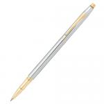 Ручка шариковая Cross Jotter K60 S0705660 Century Classic Medalist Chrome/Gold, М, черная, хром/золотой корпус