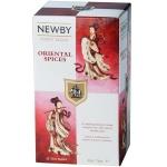 Чай Newby Oriental Spices (Ориентал спайсез), купаж, 25 пакетиков