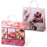 Пакет подарочный Grandgift мода 30х30х10см, ассорти, 3279