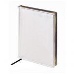 Ежедневник недатированный Attache Sidney белый, А5, 136 листов