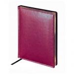 Ежедневник недатированный Attache Sidney бордовый, А5, 136 листов