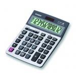 Калькулятор настольный Casio GX-120S-S-EH бело-серый, 12 разрядов