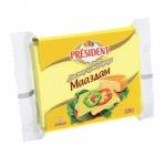 Сыр плавленый President Мастер Бутерброда маасдам, 40%, 150г