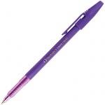 Ручка шариковая Stabilo Liner 808, 0.3мм, фиолетовая