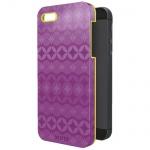 Защитная панель для Apple iPhone 5/5S Leitz Retro Chic лиловая, пластиковый, 63730065
