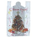 Пакет подарочный Новогодний, Ёлочка, 28х50см