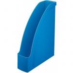 Накопитель вертикальный для бумаг Leitz Plus А4, 78мм, голубой, 24760030
