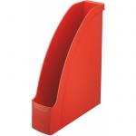 Накопитель вертикальный для бумаг Leitz Plus А4, 78мм, красный, 24760020