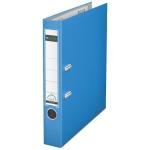 Папка-регистратор А4 Leitz голубая, 50 мм, 10151230