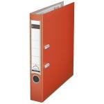Папка-регистратор А4 Leitz, 50 мм, светло-красная