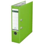 Папка-регистратор А4 Leitz зеленая, 80 мм, 10101250