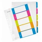 Цифровой разделитель листов Leitz WOW, А4+, 5 разделов
