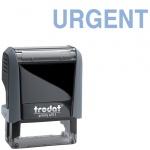 Штамп стандартных слов Trodat Printy URGENT, 38х14мм, серый, 4911