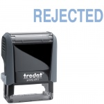 ����� ����������� ���� Trodat Printy REJECTED, 38�14��, �����, 4911